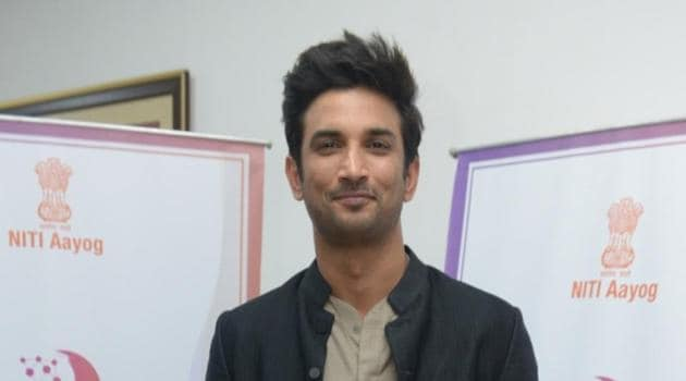 Sushant Singh Rajput has just bought a new piece of land, just not on Earth.(IANS)