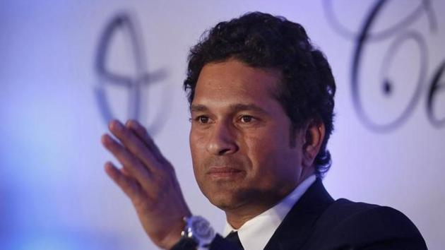 Sachin Tendulkar has called Kit Up challenge an extension of the Union Sports Minister Rajyavardhan Singh Rathore's 'Hum Fit Toh India Fit' challenge.(Reuters)
