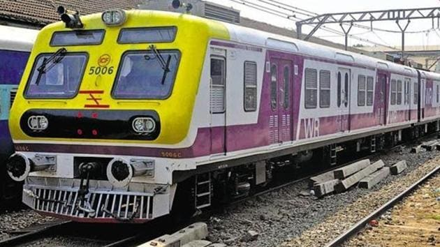 Bombardier local trains mainly operate on the Western Railway and have a maximum speed of 110 kmph.(File photo)