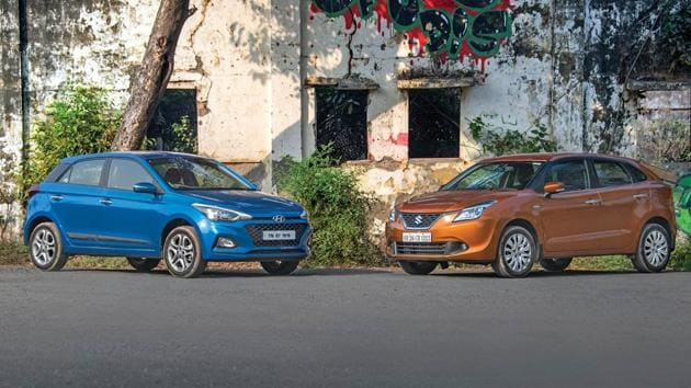 The Hyundai i20's 1.4-litre diesel engine is high on refinement. However, despite being down on power (75hp) and a 1.3-litre engine, the Maruti Suzuki Baleno is only 0.07 seconds slower than the i20 in the run from 0-100kph.