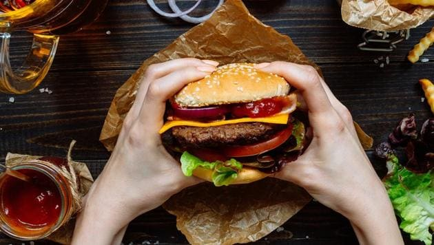A high-fat diet results in increased inflammation and stress in the hippocampus (responsible for long-term memory) and prefrontal cortex (responsible for complex cognitive, emotional and behavioural function).(Shutterstock)