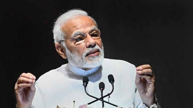 "The Prime Minister said earlier many taxes were hidden and under the GST, ""what you see is what you pay.""(PTI Photo)"