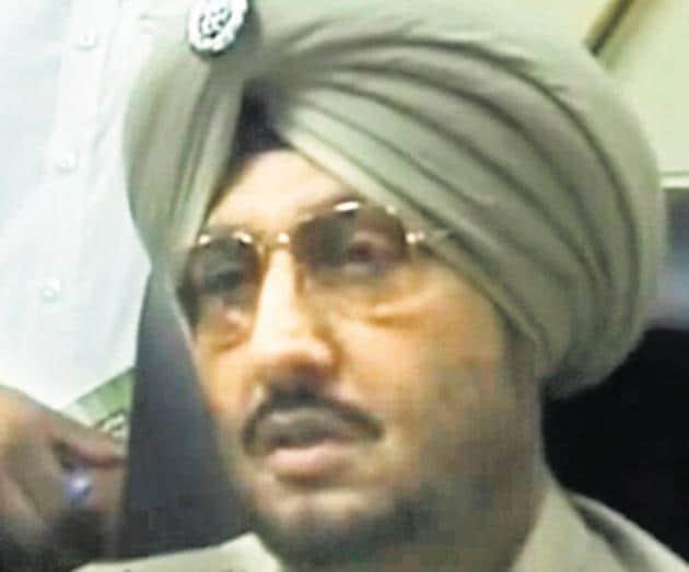 Kamaljit Singh Dhillon(HT File)
