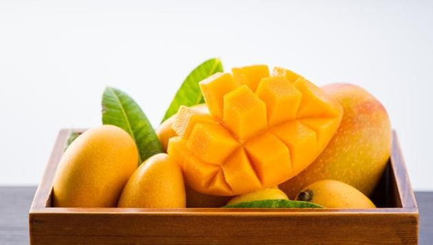 Foods that contain glucose can elevate blood sugar levels quickly in diabetics, but mangoes have it in a low quantity.(Shutterstock)