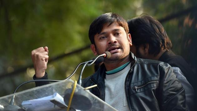 The JNU panel had in 2016 had recommended the rustication of Umar Khalid and two other students and imposed a fine of Rs 10,000 on Kanhaiya Kumar.(PTI File Photo)