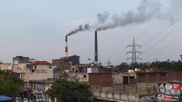 Both brick kilns and power plants are major users of coal.(AFP/Photo for representation)