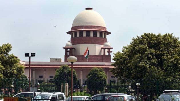 The Supreme Court of India.(Sonu Mehta/HT PHOTO)