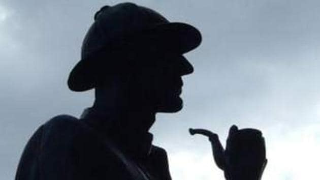 Sherlock Holmes, the most unflappable detective in the world of literary crime(File photo)