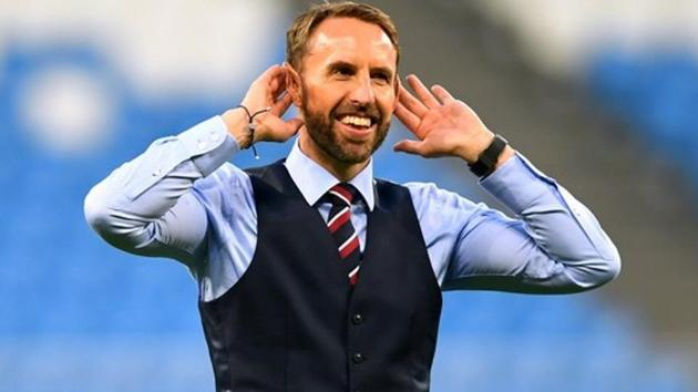 Gareth Southgate has gained immense popularity after taking England to the FIFA World Cup semi-finals.(REUTERS)