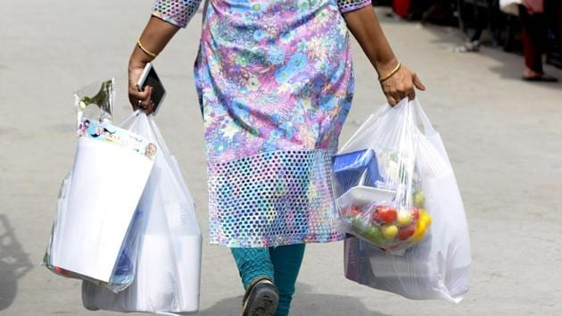 The use of plastic will be completely banned across Odisha in the next two years.(File photo)