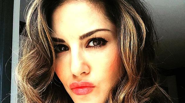Sunny Leone has come up with a new fitness DVD Super-Hot Sunny Mornings.