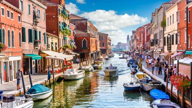 Venice is the most special place in the world, according to Vir Sanghvi.(Shutterstock)