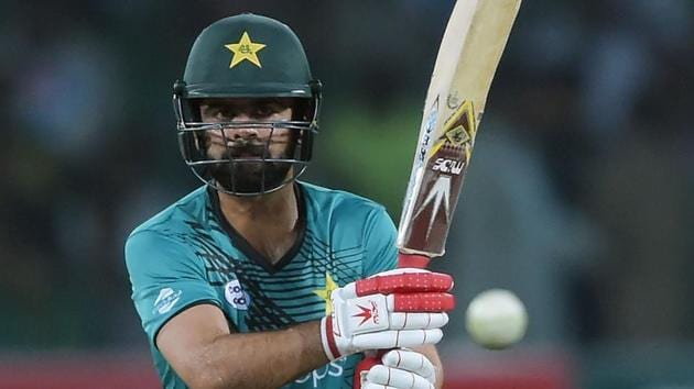 Ahmed Shehzad most recently played for Pakistan in the two-match T20 series in Scotland in June(AFP)