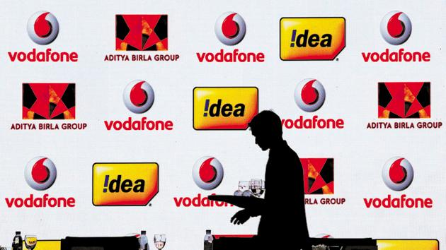 here have been industry speculations that Idea Cellular and Vodafone may challenge in court the demand of Rs 3,976 crore for one time spectrum charge of Vodafone India, and joint bank guarantee of Rs 3,342 crore sought by DoT before it grants final approval for the merger.(REUTERS File Photo)