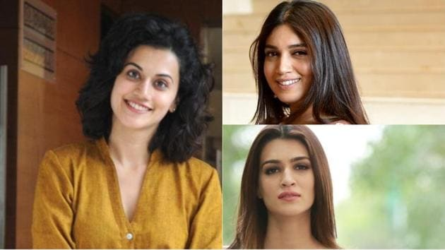 Bhumi Pednekar is likely to team up with Taapsee Pannu for Anurag Kashyaps' Womaniya.