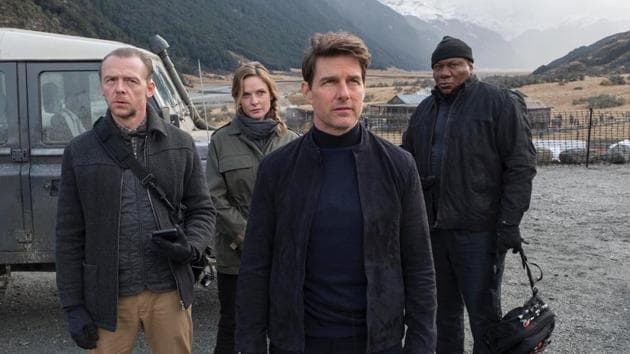 Tom Cruise plays Ethan Hunt in the Mission Impossible films.