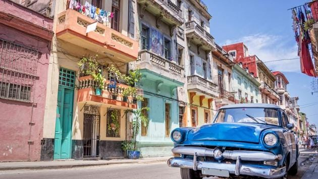 New travel destination, here's why it's the best time to visit Cuba