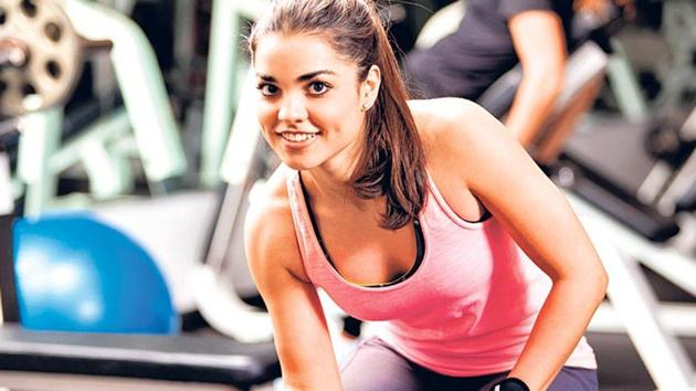 Best exercise tips: A new study suggests that apart from weight loss and overall fitness, daily exercises also help improve your brain efficiency and motor skills.(Shutterstock)