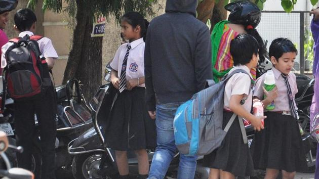 India has 3,50,000 private, unaided schools — 24% of all schools — where 75 million children, or 38% of all students, study.(Representative Image)