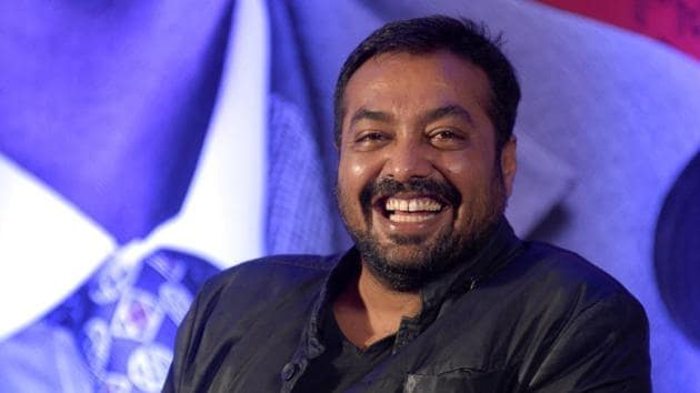 Anurag Kashyap is basking in the success of Sacred Games.(Hindustan Times)