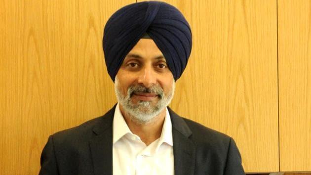 Jasjit Kang, executive vice president and managing director, India at Alight Solutions.(HT PHOTO)