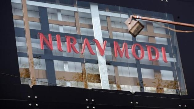 A Nirav Modi showroom in New Delhi. Company books showed that some high value payments were received after being split into cash and cheque/card transactions, but income tax returns of these customers did not corroborate the facts.(Reuters File Photo)
