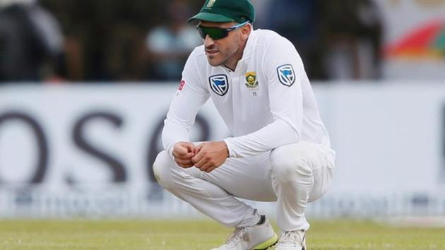 Faf du Plessis's observation came after South African cricket team was beaten inside three days by Sri Lanka in the opening match of the two-Test series.(Reuters)