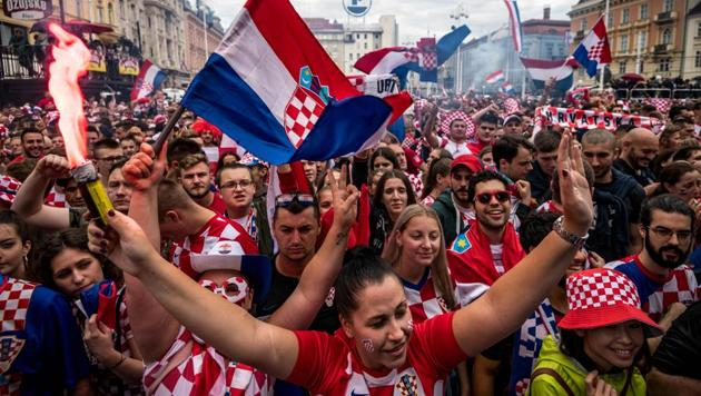 Pride and tears for Croatians after World Cup final loss vs France