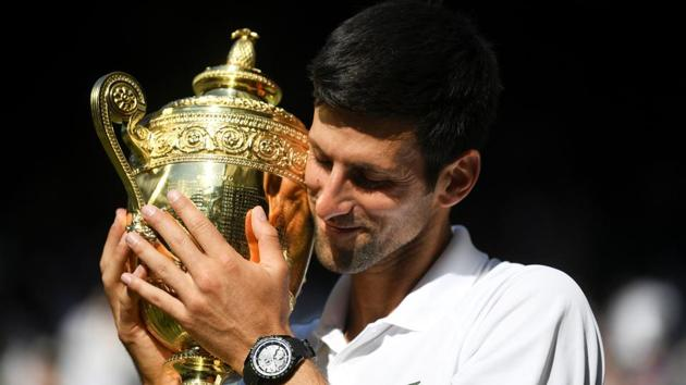Novak Djokovic rejoins Roger Federer, Rafael Nadal in Big 3