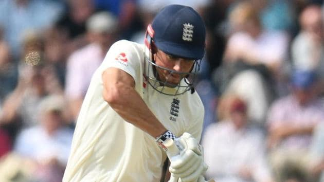 Alastair Cook is England's all-time leading Test run-scorer.(AFP)