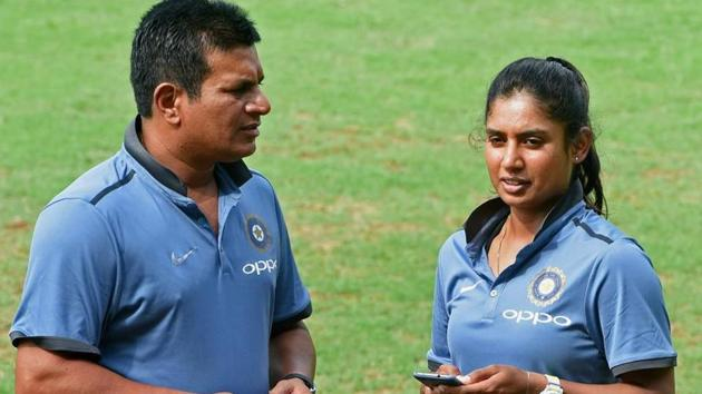 According to reports, Tushar Arothe was forced to resign after a few senior players, with reasonable influence, wanted his immediate ouster from Indian women's cricket team.(PTI)