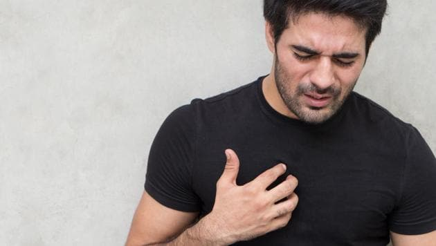 Best home remedies for acidity and heartburn: Some of the common symptoms of acidity are heartburn, regurgitation, and unexplained weight loss.(Shutterstock)