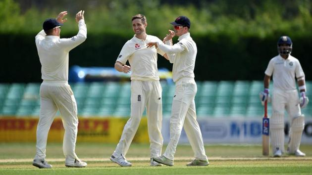 England Lions defeated India A by 254 runs in the one-off unofficial Test in Worchester on Thursday.(Twitter)