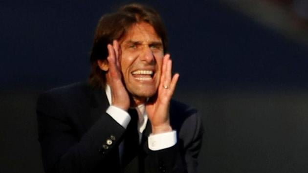 Antonio Conte was replaced by former Napoli manager Maurizio Sarri as Chelsea manager.(REUTERS)