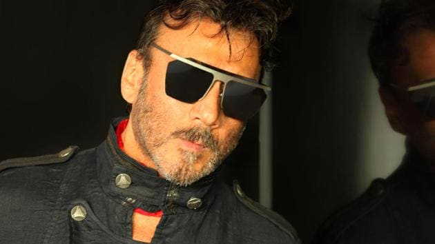 Actor Jackie Shroff is shooting for a web series, an adaptation of the 2008 British series, Criminal Justice