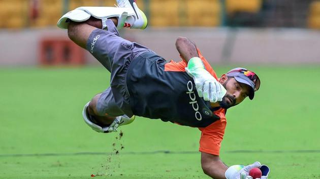 Dinesh Karthik is India's current Test wicketkeeper but spent a long time out of the side when MS Dhoni still played the longest format of the game.(PTI)