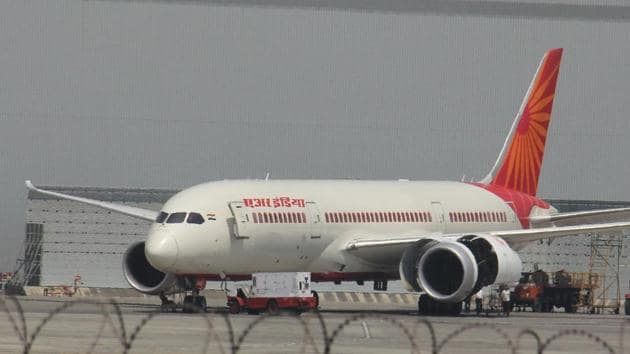 Complaints of bed bugs in the seats of two Air India aircraft forced the airline to ground them.(HT File)