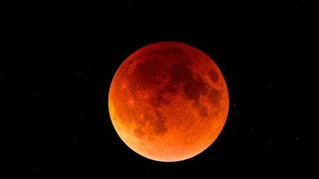 July 27, 2018 will see the longest lunar eclipse in the history of the 21st century, and will also feature a Blood Moon.(Shutterstock)