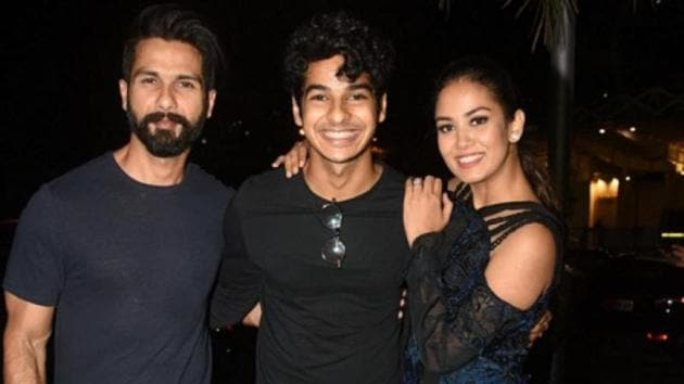 Ishaan Khatter says brother Shahid Kapoor has been a huge influence on his life.