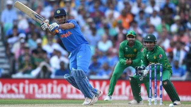 The last time India and Pakistan played against each other was in the ICC Champions Trophy Final in 2017.(Getty Images)