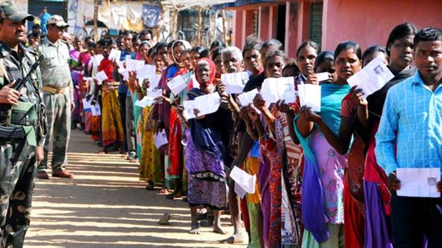 In the 2014 national election, candidates reported a median wealth of Rs 23.8 lakh, which is significantly wealthier than the general population.(PTI File photo)