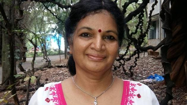 Kusala Rajendran (pictured) says she feels while promoting and recognising top educational organisations, the government should also give more opportunities and resources to 'less privileged' organisations.(Thulasiraman Natarajan)