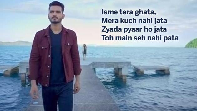 Tera Ghata song got more popular because of a spoof by four girls on musical.ly