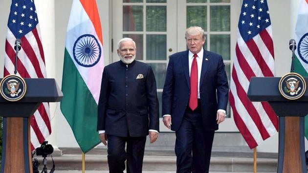 The move, which will reduce the number of licences needed for US exports to India, also means India can get easy access to the latest defence technologies.(PTI File Photo)