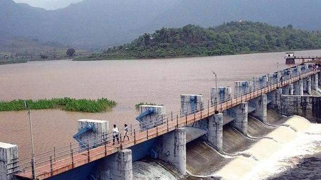The city needs 14.47 lakh million litres of water at the end of the monsoon to ensure there are no water cuts.(HT Photo/Representational Image)