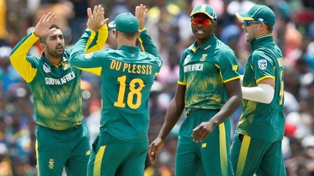 South Africa beat Sri Lanka by four wickets in the 2nd ODI. Get highlights of the second ODI between Sri Lanka and South Africa in Dambulla here.(REUTERS)