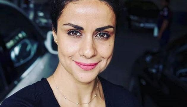 Gul Panag welcomed her son Nihal six months ago.(Instagram)