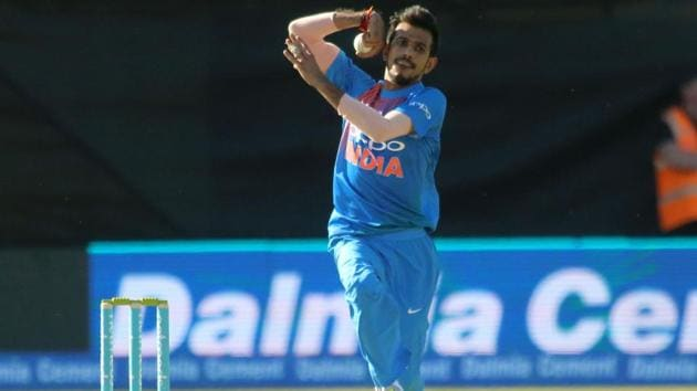 Yuzvendra Chahal has played 26 ODIs for India.(AFP)