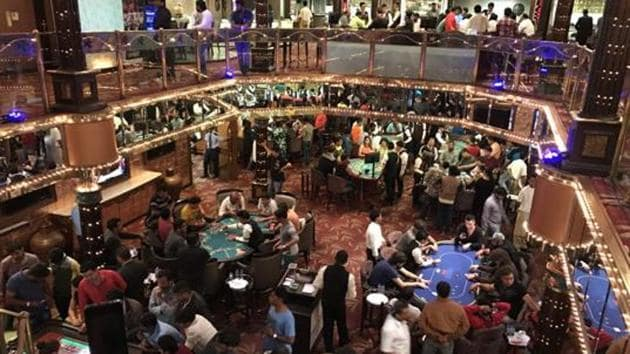 Casino owners said these decisions, along with an earlier one to hike the annual licence fee would force them to close shop.(HT File Photo)
