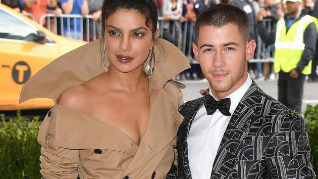 Priyanka Chopra and boyfriend Nick Jonas reached Singapore hand in hand.
